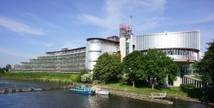 Der Europäische Gerichtshof für Menschenrechte in Strassburg. Bild: barnyz (Flickr)