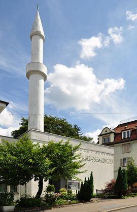 Mahmud Moschee Zürich.