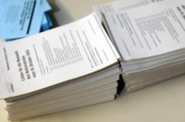 Listenverbindungen für die Nationalratswahlen sind in allen 20 Proporz-Kantonen erlaubt. (Foto: NLZ)