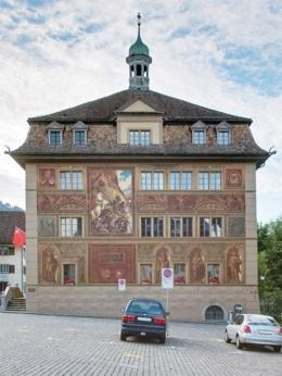 Werden bald alle hier drin im Majorz gewählt? Bild: Kanton Schwyz