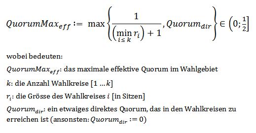 QuorumMaxEff