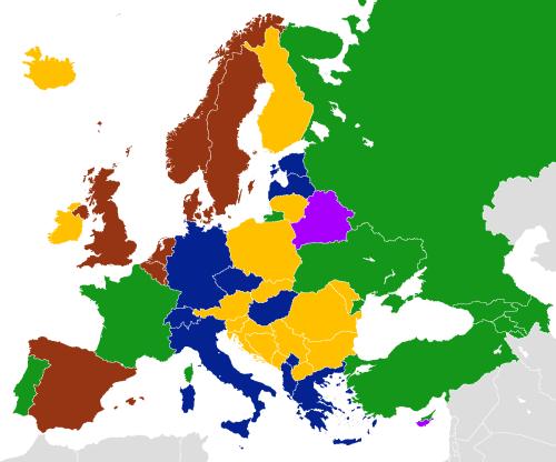 Politische Systeme Europa