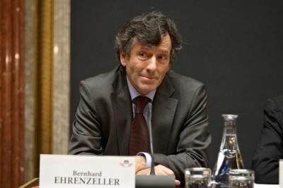 Bernhard Ehrenzeller. (Foto: )